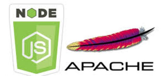 apache nodejs 1 520x245 - Configuring Reverse Proxy for Node.js application using Apache | Linux Administration
